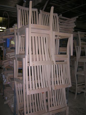 8) Asbld Chairs