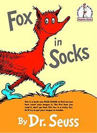 FoxInSocksBookCover