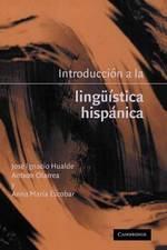 Introduccion a la linguistica