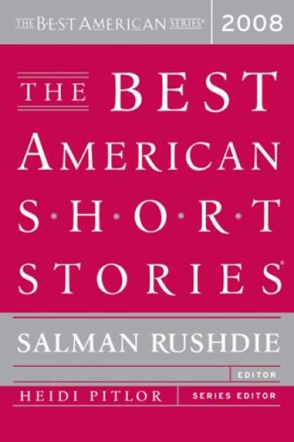 Best American Short 2008