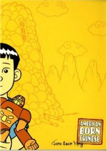 American Born Chinese - cover