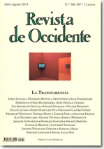 Revista de occidente 386-387