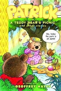Patrick in a Teddy Bear's Picnic