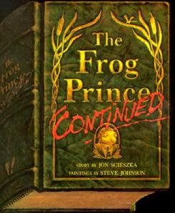 TheFrogPrinceContinued