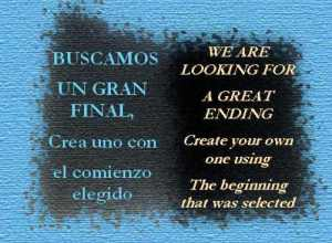 Gran final cuarta edicion microrrelatos