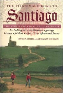 Pilgrimage road to santiago