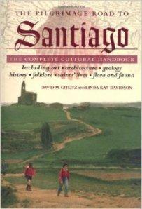 Pilgrimage road to santiago